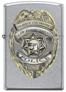 Zippo Police Badge 3003 lighter