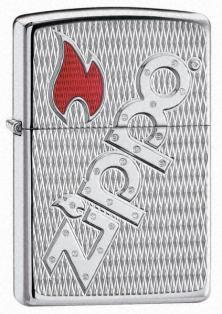 Zippo Bolted Armor 22452 lighter