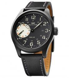 Glycine KMU 48 Limited Big Second 9 hours  3095 watch