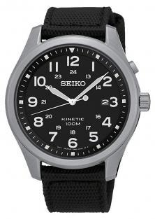 Seiko SKA727P1 Kinetic Military watch