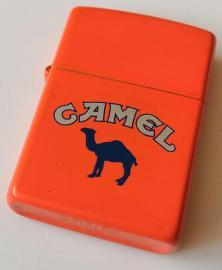 Zippo Camel Orange 1991 lighter