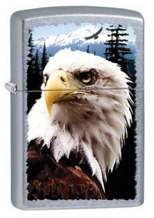 Zippo Eagle Flag 28449 lighter