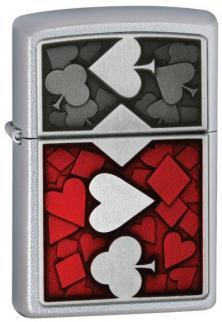 Zippo Suited 500 Million Edition 2012 lighter