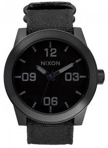 Nixon Corporal All Black A243 001 watch