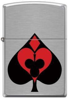 Zippo Card Suits 0287 lighter