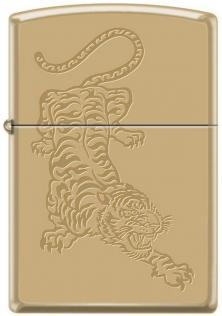 Zippo Tattoo Tiger 1452 lighter