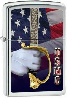 Zippo United States Marines Corps USMC 9427 lighter