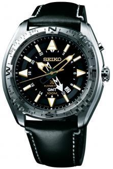 Seiko SUN053P1 Prospex Kinetic GMT watch