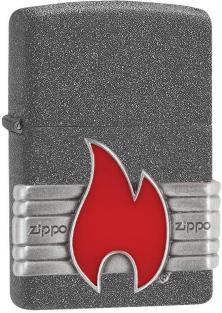 Zippo Red Vintage Wrap 29663 lighter