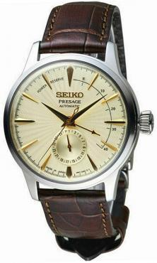 Seiko SSA387J1 Presage Automatic Cocktail Time watch
