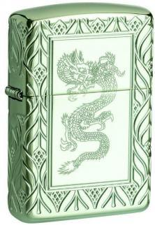 Zippo Elegant Dragon Design 49054 lighter