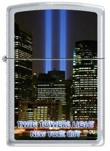 Zippo WTC Twin Towers - Lights 1060 lighter