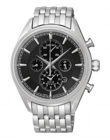 Seiko SSC211P1 Solar Chronograph watch