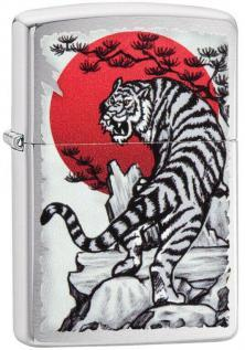 Zippo Asian Tiger 29889 lighter