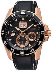 Seiko SNP056P1 Sportura Kinetic Perpetual watch