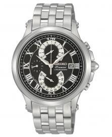 Seiko SPC067P1 Premier Chronograph watch