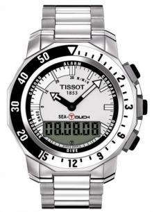 Tissot Sea Touch T026.420.11.031.00 - 33 % watch