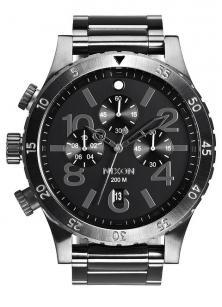 Nixon 48-20 Chrono All Gunmetal A486 632 watch