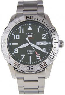 Seiko Sports 5 SRP751K1 Military watch