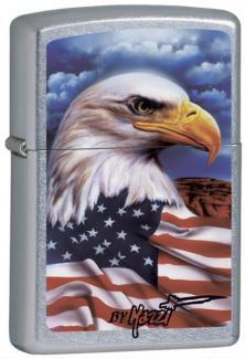 Lighter Zippo Mazzi - Freedom 25260 watch