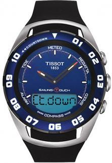 Tissot Sailing Touch T056.420.27.041.00   watch