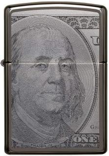 Zippo Currency Design 49025 lighter