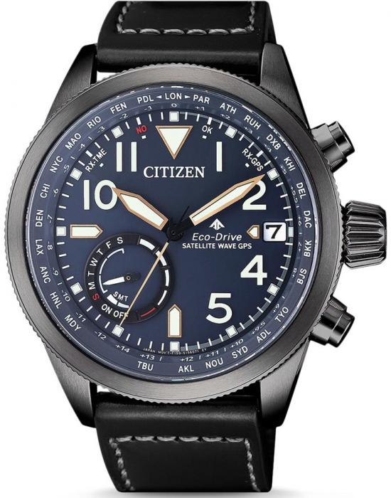 Citizen CC3067-11L Satellite Wave GPS watch