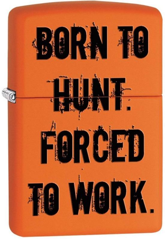 Zippo 29269 Born To Hunt lighter