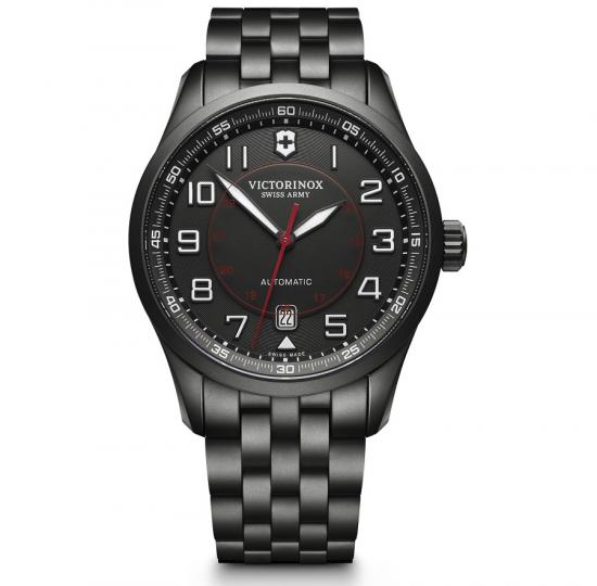 Victorinox Airboss Mechanical Black Edition 241740 watch