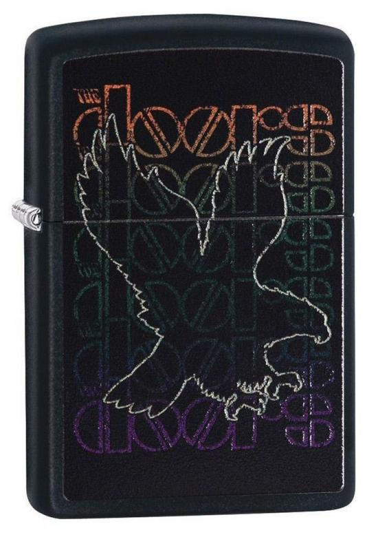 Zippo The Doors 29710 lighter