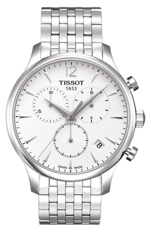 Tissot Tradition Chronograph T063.617.11.037.00 watch