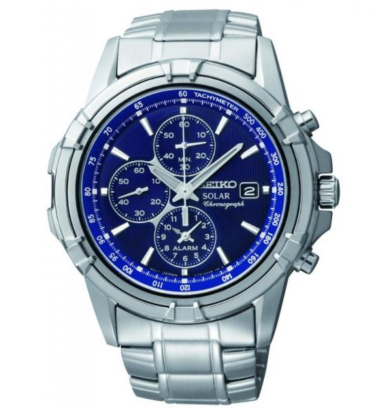 Seiko SSC141P1 Solar Chronograph watch