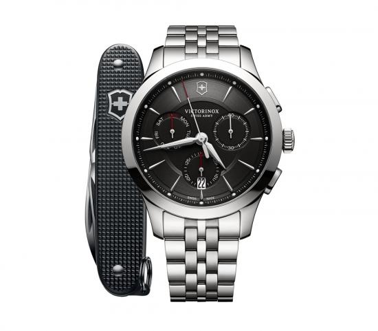 Victorinox Alliance Chronograph 241745.1 watch