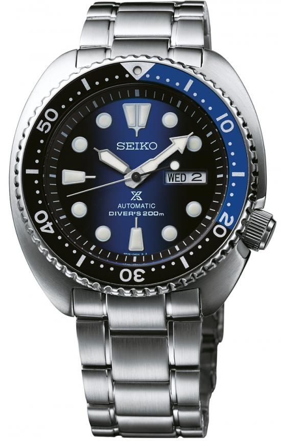 Seiko SRPC25K1 Prospex Diver Automatic Turtle watch