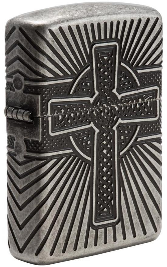 Zippo Celtic Cross 29667 lighter