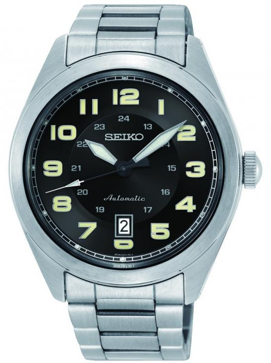Seiko SRPC85K1 Automatic Military watch