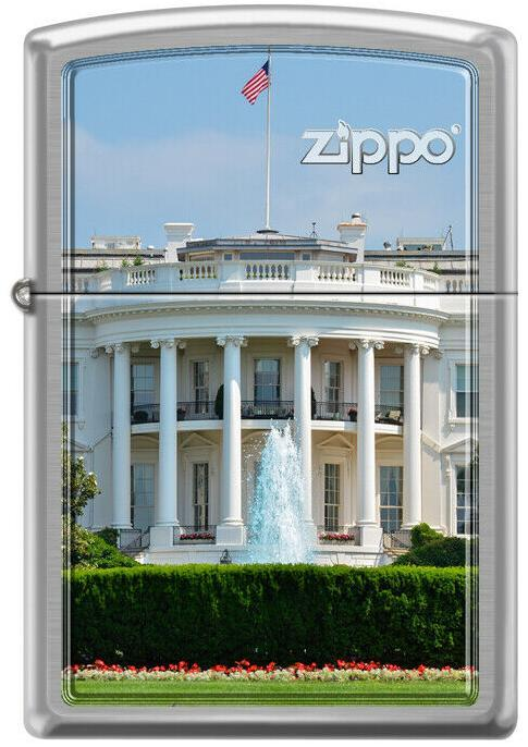 Zippo White House 0788 lighter