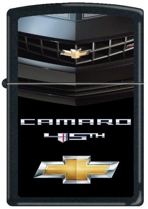 Zippo Chevy Camaro - 45th Anniversary 8106 lighter