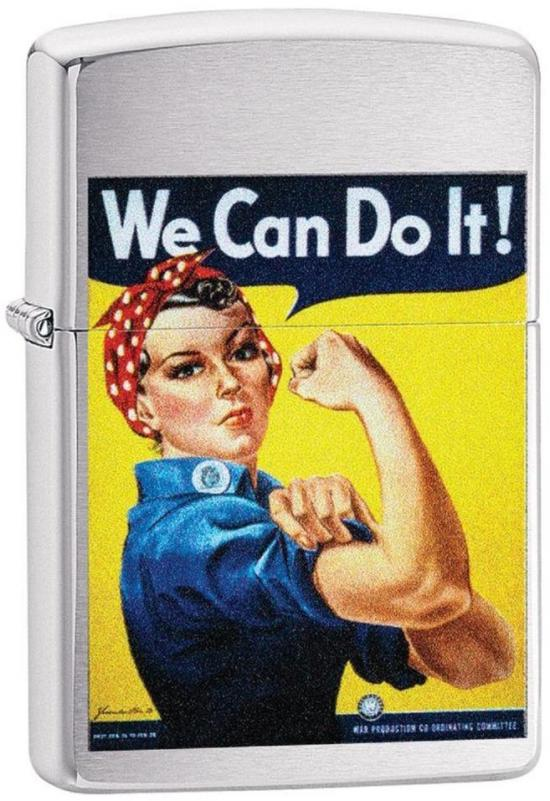 Zippo US Army We Can Do It 29890 lighter