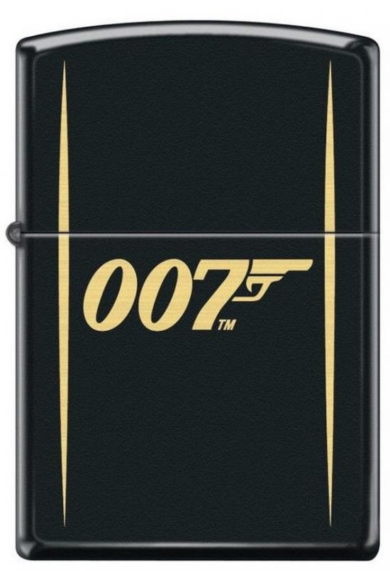 Zippo James Bond 007 1812 lighter