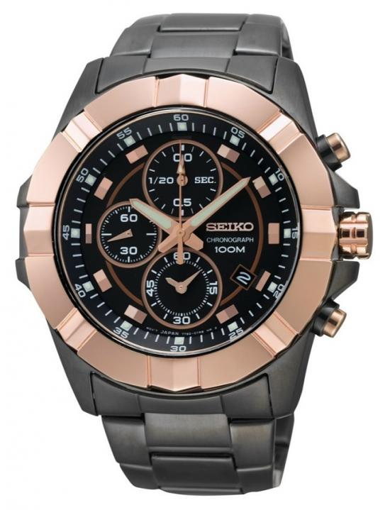 Seiko SNDD78P1 Lord Chronograph watch