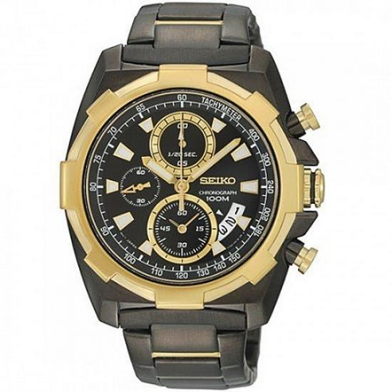 Seiko SNDD52P1 Lord Chronograph watch