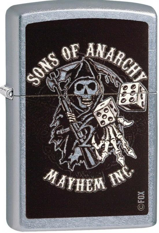 Zippo Sons of Anarchy 29582 lighter