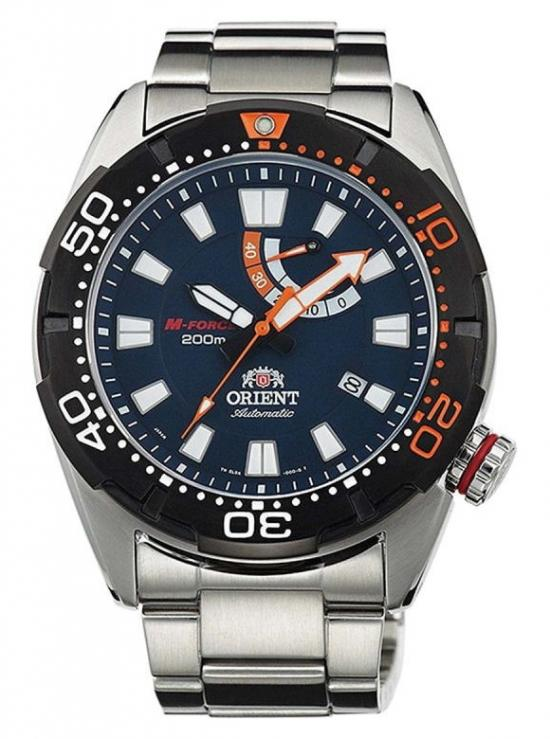 Orient SEL0A002D M-Force watch