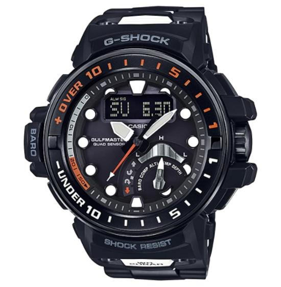 Casio G-Shock Gulfmaster GWN-Q1000MC-1A watch