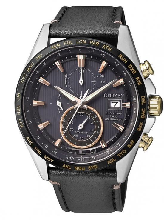 Citizen AT8158-14H Chrono Radio Controlled watch