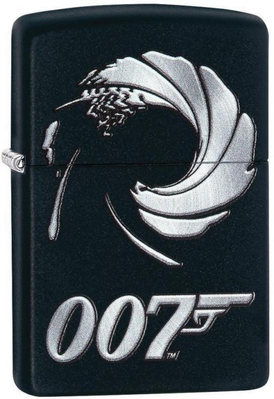 Zippo 29566 James Bond 007 lighter